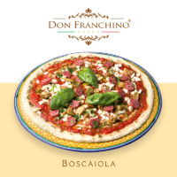 Don Franchino - Pizza Boscaiola