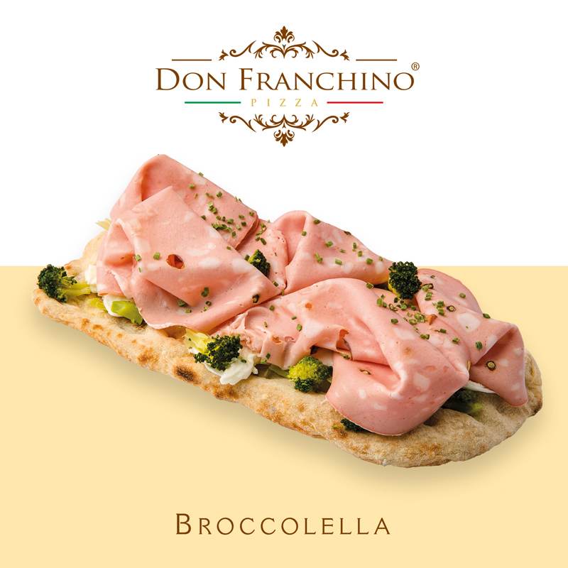 Don Franchino Pizza Broccolella