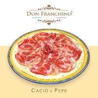 Don Franchino - Cacio e Pepe