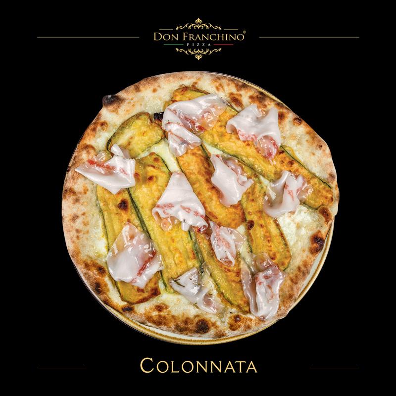 Don Franchino Pizza - Colonnata