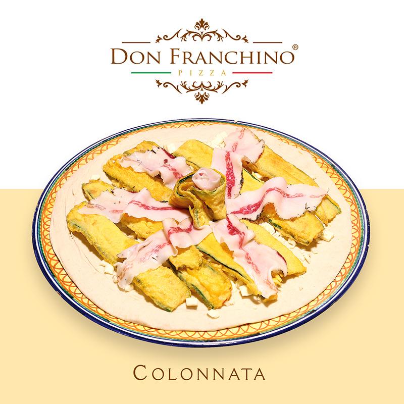 Don Franchino - Pizza Colonnata