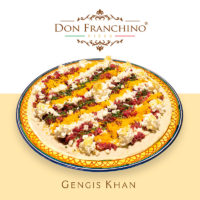 Don Franchino - Pizza Gengis Khan