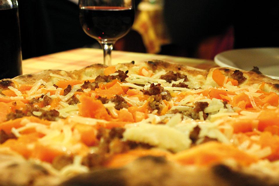 Don Franchino Pizza Zucca