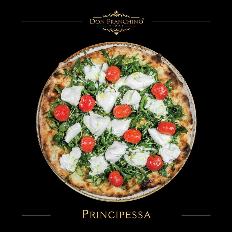 Don Franchino Pizza - Principessa