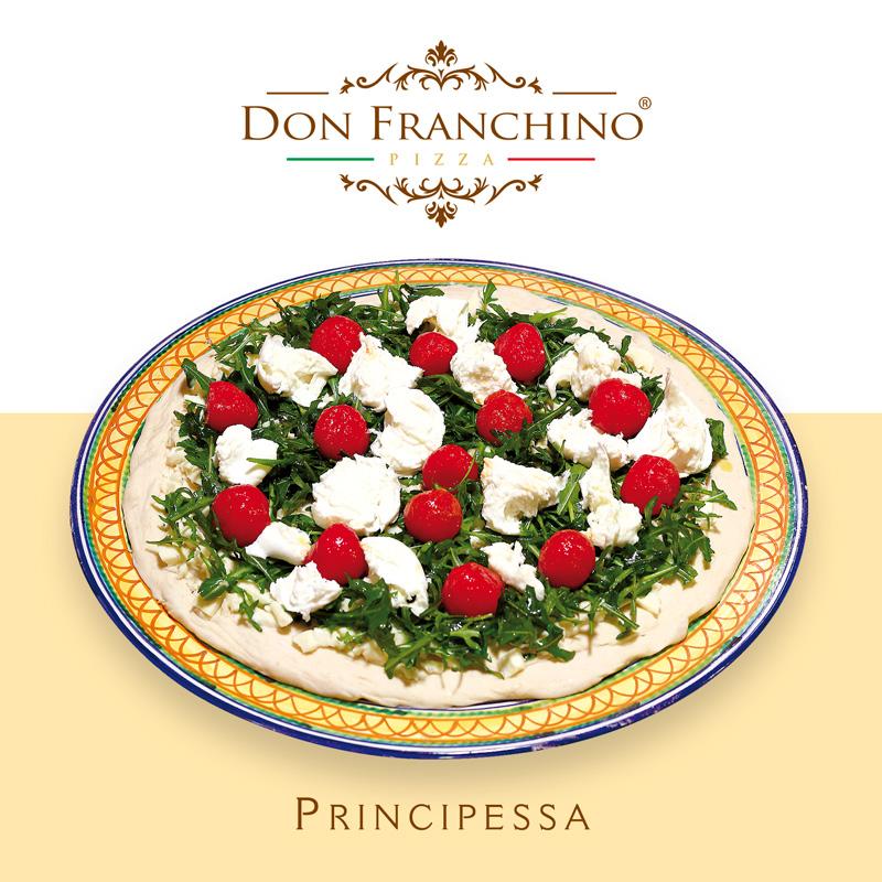 Don Franchino - Pizza Principessa