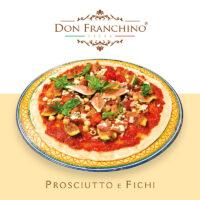 Don Franchino - Pizza Prosciutto e Fichi