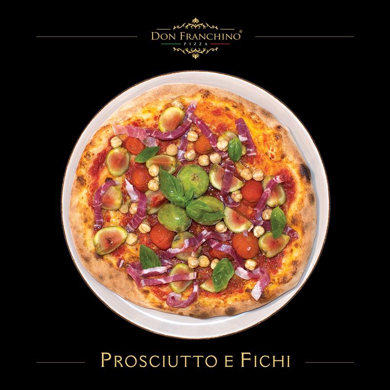 Don Franchino Pizza - Prosciutto e Fichi