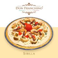 Pizza Sibilla