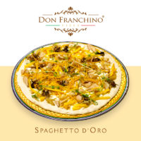 Don Franchino - Pizza Spaghetto d'Oro