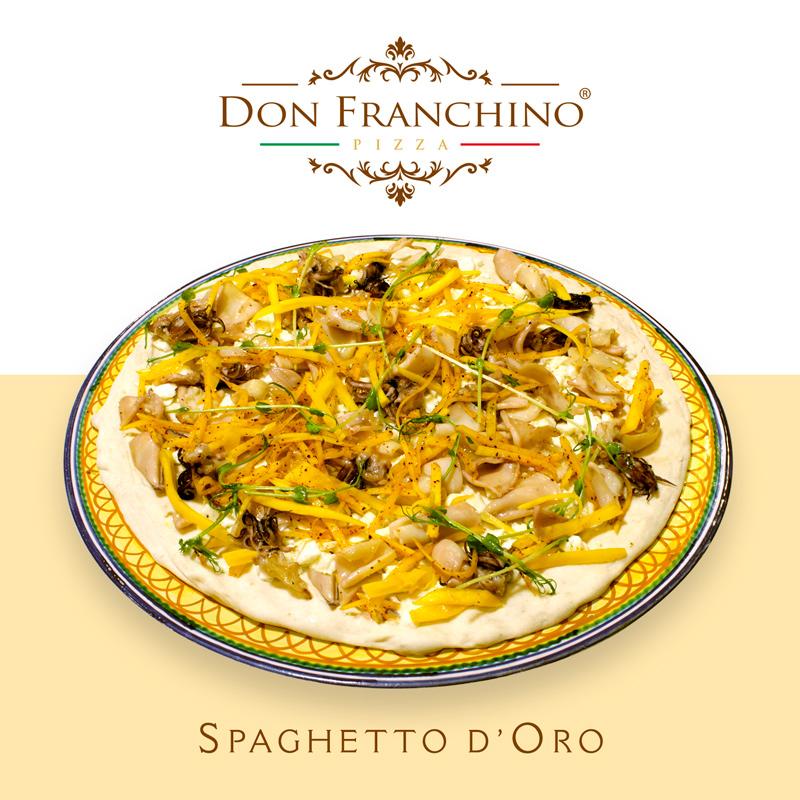 Don Franchino - Pizza Spaghetto d'Oro