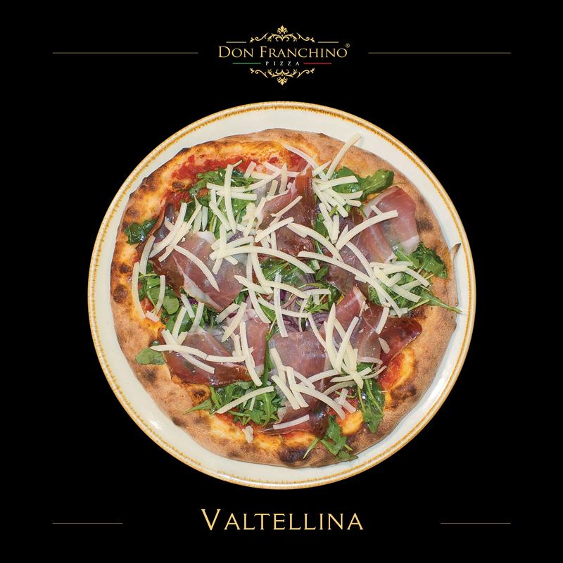 Don Franchino Pizza - Valtellina