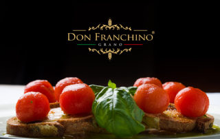 Don Franchino Bruschetta Cuor di Pachino