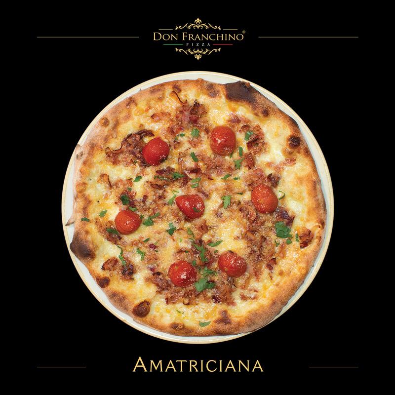 Don Franchino Pizza - Amatriciana