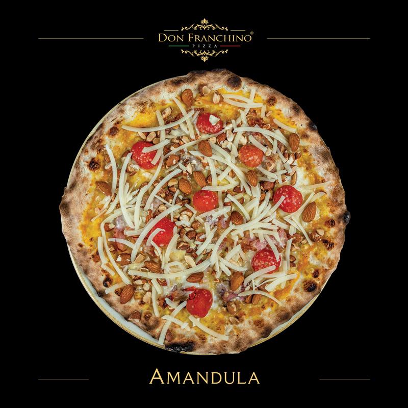 Don Franchino Pizza - Amandula