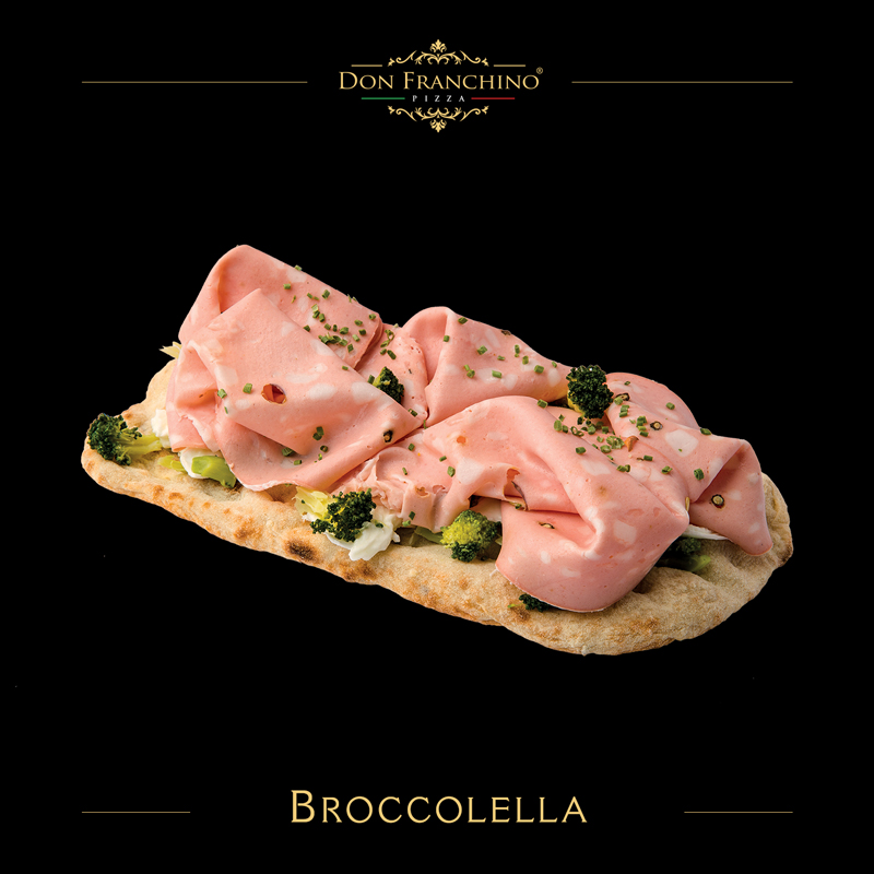 Don Franchino Pizza - Broccolella