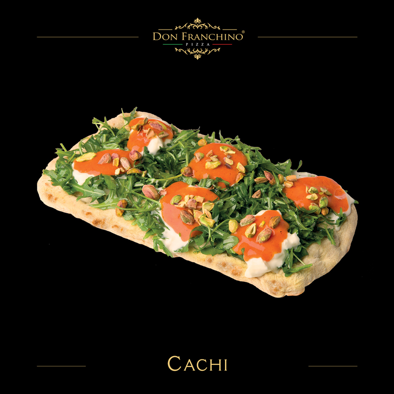 Don Franchino Pizza - Cachi