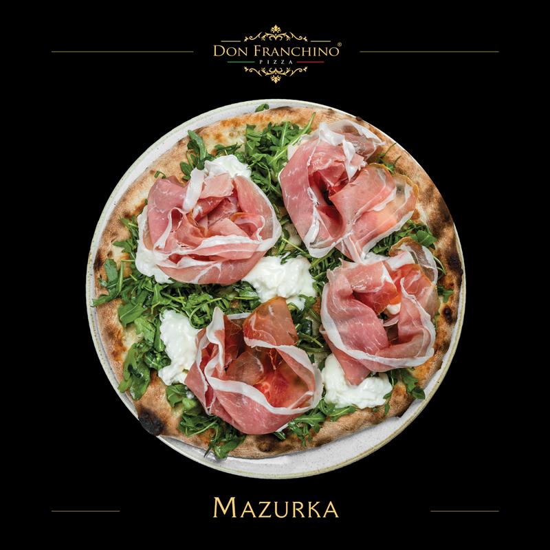 Don Franchino Pizza - Mazurka