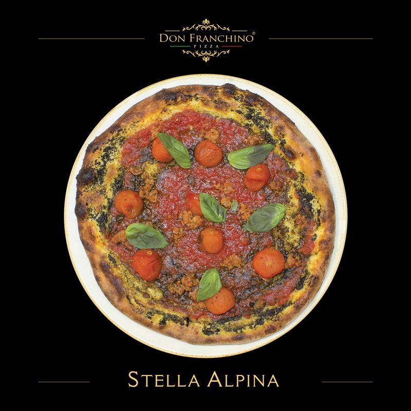 Don Franchino Pizza - Stella Alpina