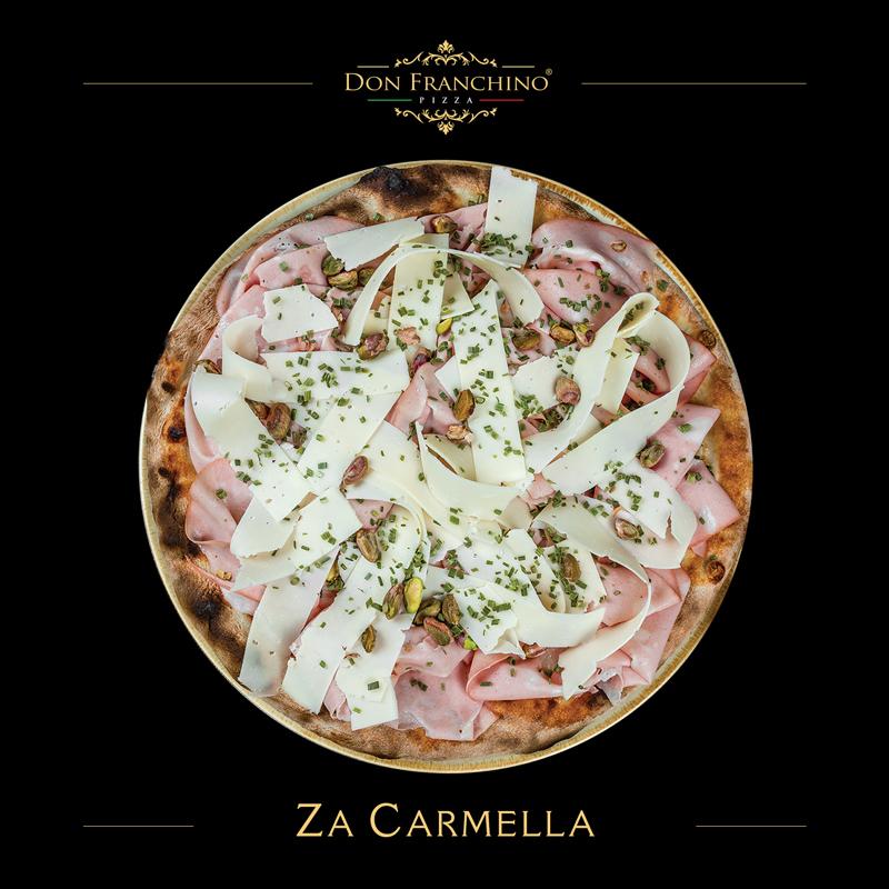 Don Franchino Pizza - Za Carmella