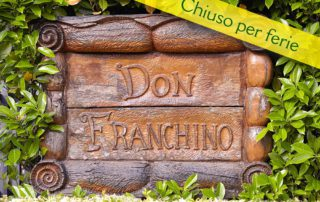 Don Franchino ferie estive