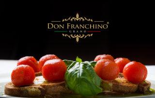 Don Franchino Bruschetta Cuor di Pachino